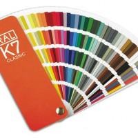 Ponad 450 kolorów RAL